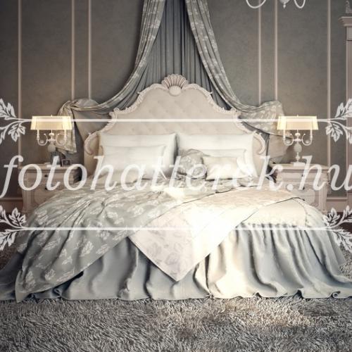 Luxus hálószoba fotóháttér