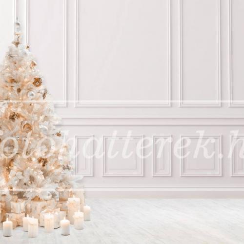 Karácsonyi fotóháttér