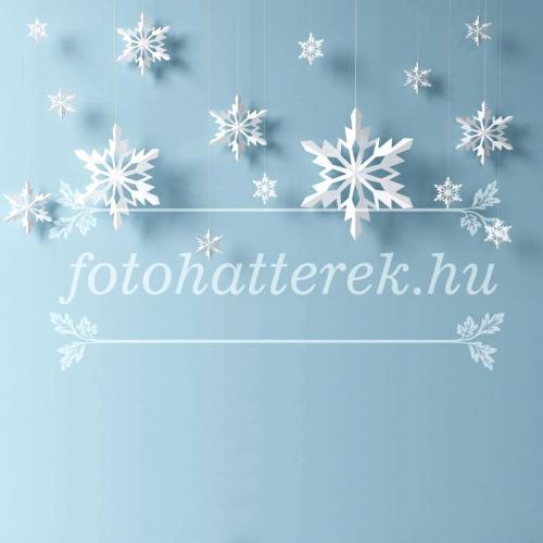 Papír hópelyhek