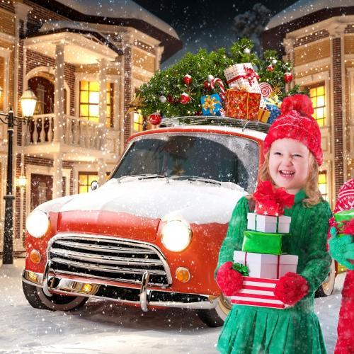 Karácsonyi meseváros