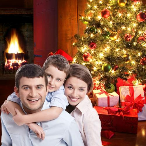 Karácsony este