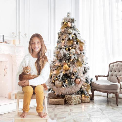 Elegáns karácsony