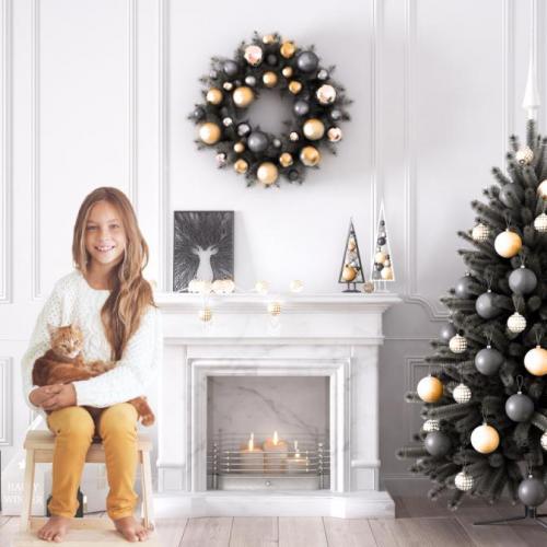 Szürke-arany karácsony